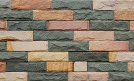 Stone seamless wall Royalty Free Stock Image