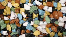 Stone shape chocolate texture background royalty free stock photo