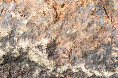 Stone and shapes Royalty Free Stock Photos