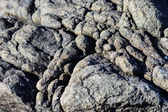 Stone and shapes Royalty Free Stock Image