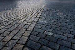 Stone Sidewalk Closeup Photo Royalty Free Stock Photo