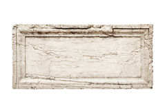 Stone slab Stock Image