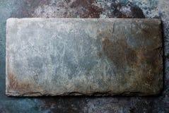 Stone slate background Royalty Free Stock Images