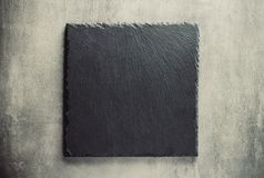 Stone and slate background Stock Photography