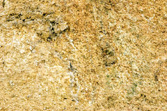 Stone soil. A kind of stone soil in light red yelow color Stock Photography