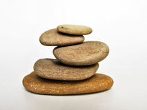 Stone spa relax Stock Images