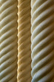 Stone spiral columns Stock Images