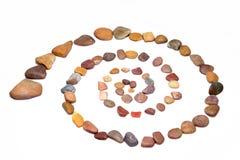 Stone Spiral Royalty Free Stock Image