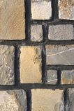 Stone Squares Stock Images