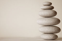 Stone Stack stock images