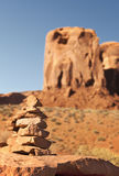 Stone stack. Stock Images