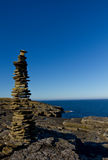 Stone stack Stock Photography