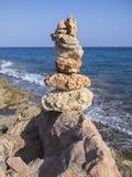 Stone stack royalty free stock image