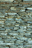 Stone stack wall Stock Photography