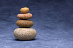 Stone Stack Wisdom Royalty Free Stock Photography