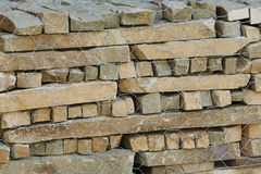 Stone Stacked Stock Image