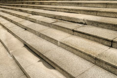Stone stair Royalty Free Stock Photos