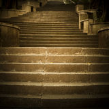 Stone Stair Stock Photography