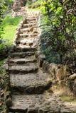 Stone stair Stock Photo