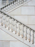 Stone Staircase. Photo of Stone Staircase on the exterior of a building Royalty Free Stock Photo