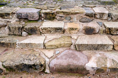 Stone staircase background Stock Photography