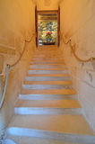Stone Staircase Royalty Free Stock Photography