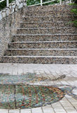 Stone staircase Stock Photos