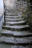 Stone Staircase Royalty Free Stock Image