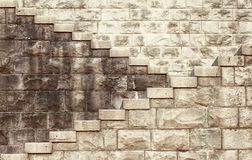 Stone stairs Royalty Free Stock Image