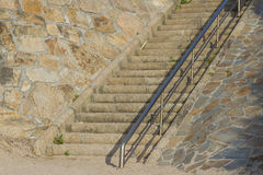 Stone stairs. Stock Photography