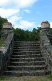 The stone stairs Stock Photos