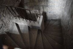 Stone Stairs Stock Photography