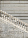 Stone stairs and wall Stock Images