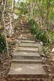 Stone stairway Stock Photos