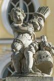 Stone Statue Stock Image