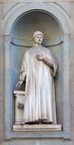 Stone statue of Accorso Stock Image
