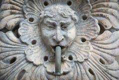 Stone Statue Detail Dubrovnik Croatia Royalty Free Stock Photos