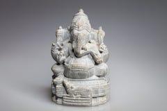 Stone statue of the god Ganesha Stock Photo