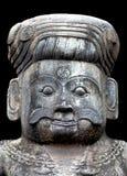 Stone statue, Nepal Royalty Free Stock Photo