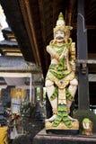 Stone Statue at Pura Ulun Danu Batur, Bali Royalty Free Stock Photography