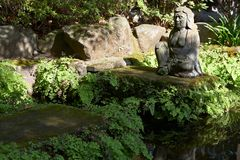 Stone statues Stock Images