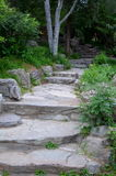 Stone Steps in Beijing, China Stock Image