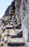 Stone steps Royalty Free Stock Image