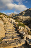 Stone Steps On Trail Royalty Free Stock Photo