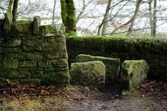 Stone Stile Stock Images