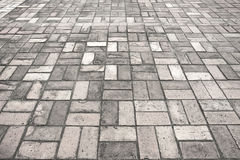 Stone street road pavement texture Royalty Free Stock Image