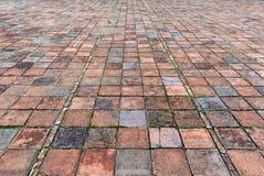 Stone street road pavement texture Stock Photo