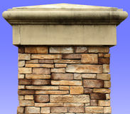 Stone Structure Stock Image