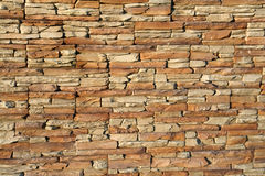 Stone stucco wall Royalty Free Stock Photos