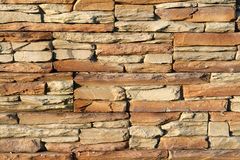 Stone stucco wall Royalty Free Stock Photography